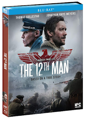 The 12th Man Blu Ray
