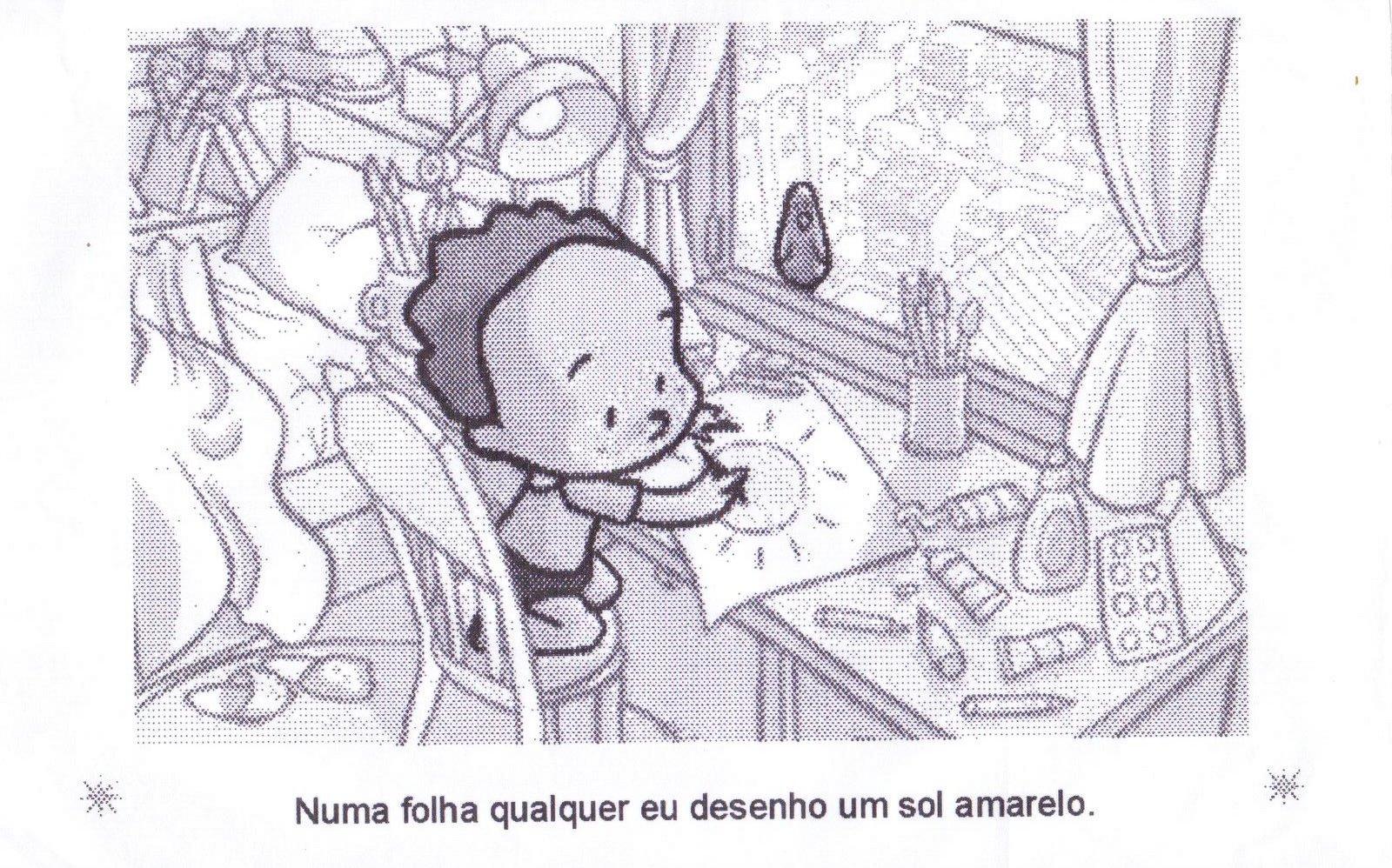 Cmei Alegre Infancia Ilustracoes Do Livro Da Musica Aquarela