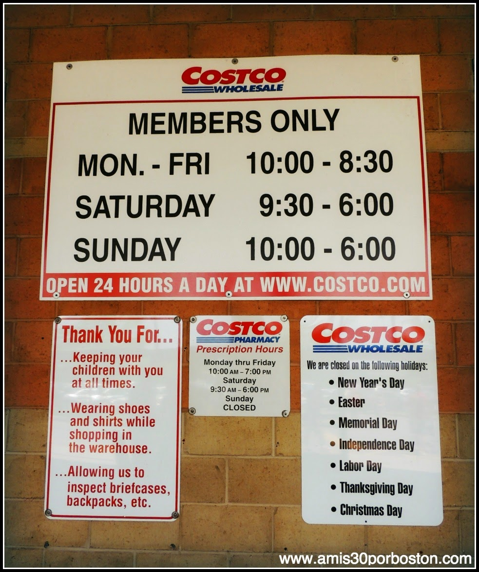 Supermercados en Massachusetts: Costco