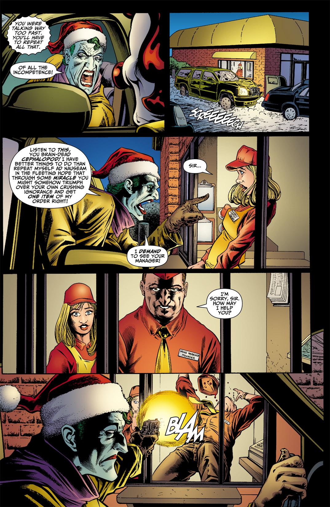 Detective Comics (1937) 826 Page 14