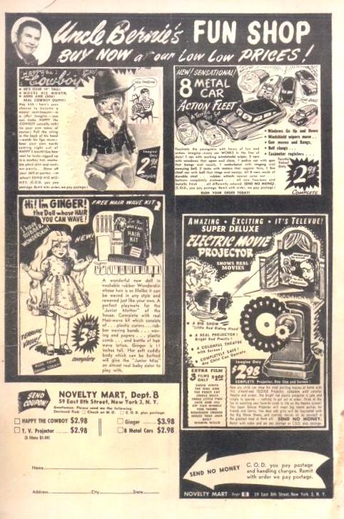 Read online Detective Comics (1937) comic -  Issue #190 - 2