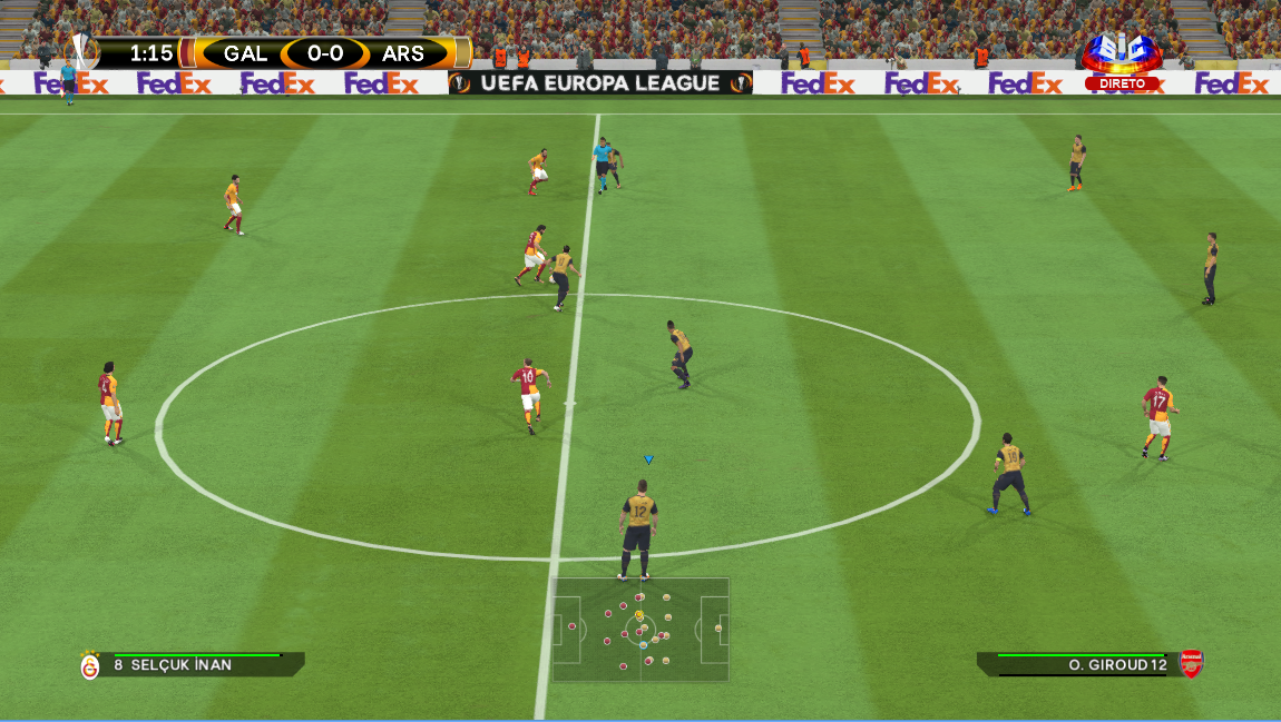 LIGA NOS Scoreboards & Replay Logo | v4.0 | Pes2016 Pc | By mb_force ...