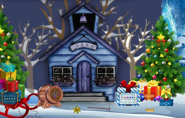 Top10NewGames Christmas Find The Candle Packet