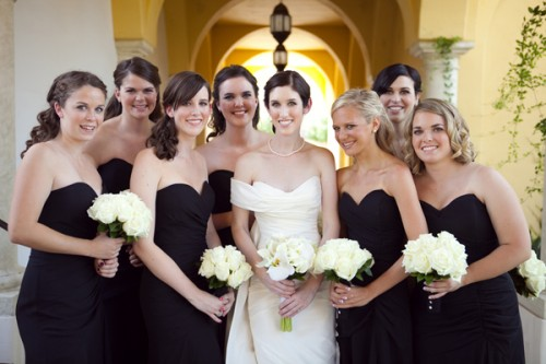 7230fd99c61c beautiful life: Color the bridesmaid dresses!!!
