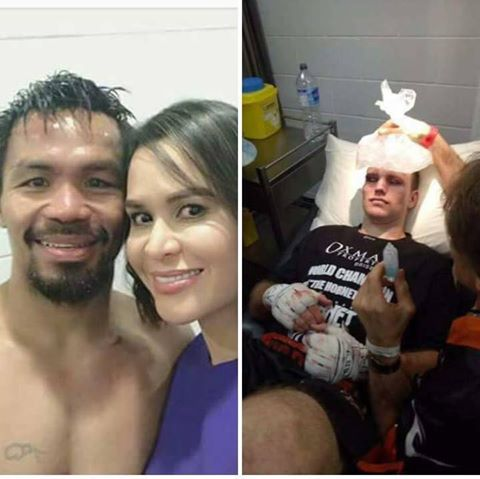 'Are we a country of vile, sore losers? Nakakahiya' Agot Isidro Slams Filipinos Who Bashed Jeff Horn After Winning Against Manny Pacquiao!