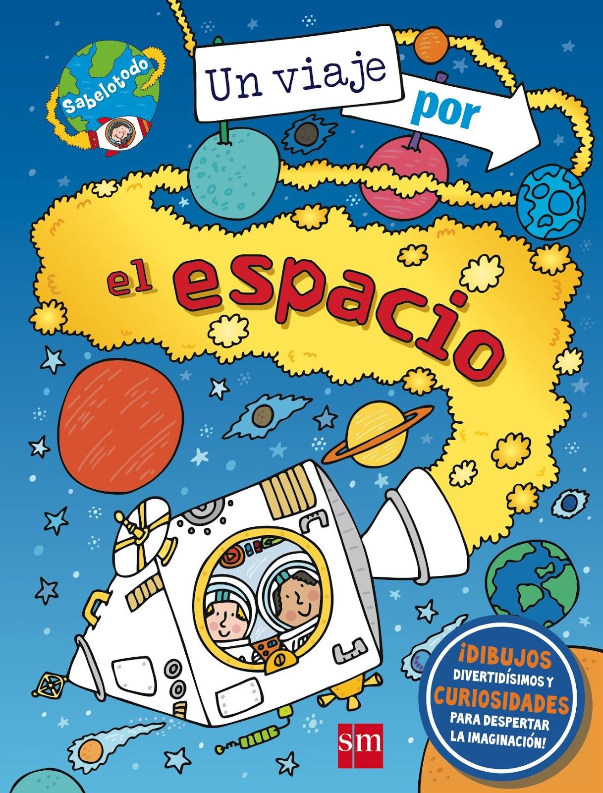 Pequefelicidad 30 libros sobre el espacio para ni os - Dibujos infantiles del espacio ...