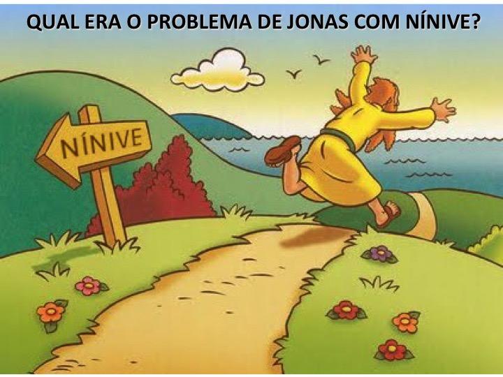 CEPA: O profeta Jonas