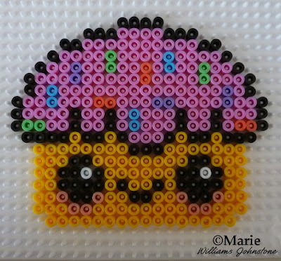 Perler Bead Cupcake Patterns To Make