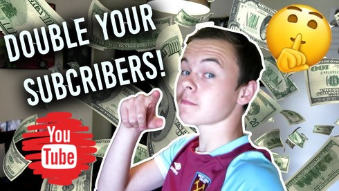 Double Your YouTube Subscribers