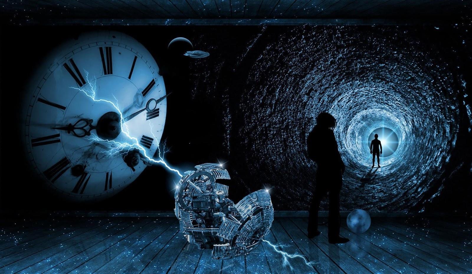 Seandainya Mesin Waktu Beneran Ada ?
