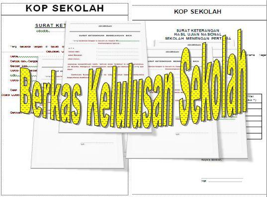 Berkas Sekolah