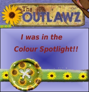 Tuesday Color Challenge at The Outlawz