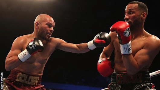BOXING: CALEB TRUAX UPSETS JAMES DEGALE TO LIFT THE IBF WORLD SUPER-MIDDLEWEIGHT