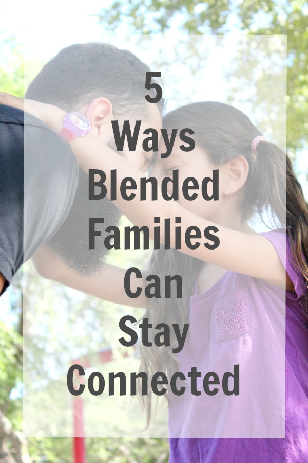 5 Ways Blended Families Can Stay Connected! Blended family life is not easy but it can be so much fun. Here are 5 ways to feel connected and stay connected even when you aren't all together. #DataAndAMovie #FamilyMobile #ad