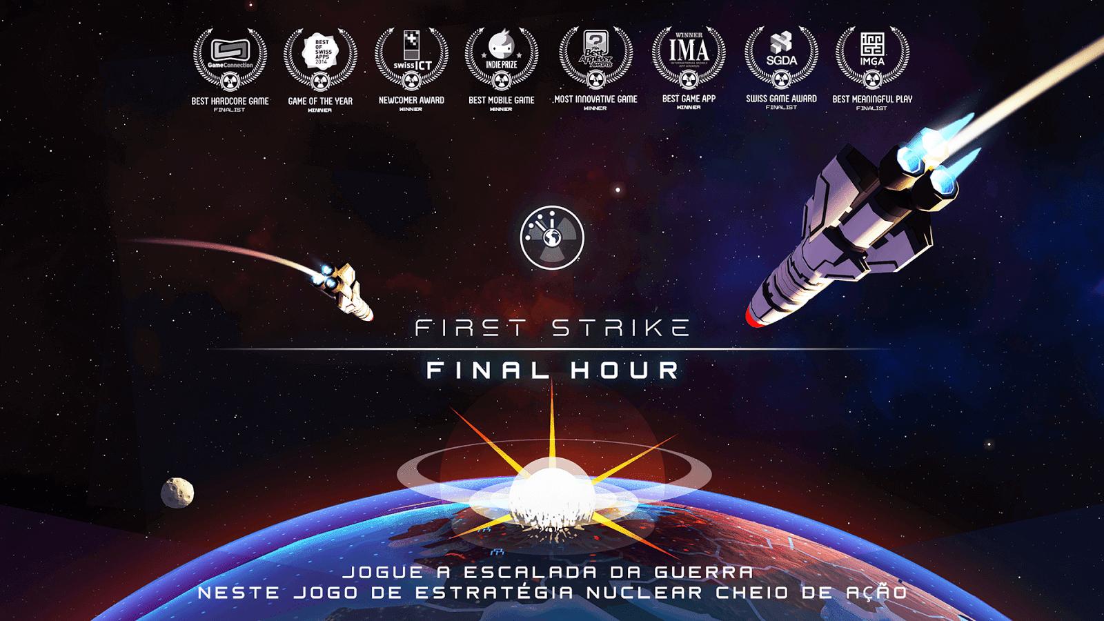 First Strike: Final Hour v 2.0.6 apk mod DESBLOQUEADO
