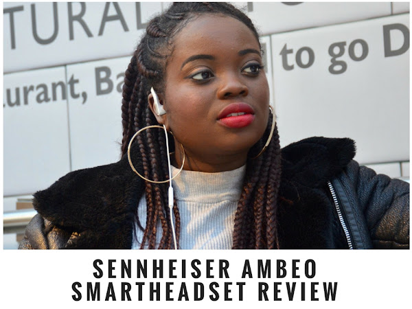 TECH | SENNHEISER AMBEO SMARTHEADSET REVIEW