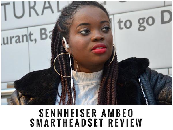 TECH | SENNHEISER AMBEO SMARTHEADSET REVIEW