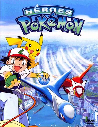 Ver Pokémon 5: Héroes Pokémon: Latios y Latias (2002) Online