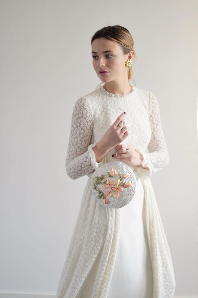 bolso para novia olvido madrid - blog mi boda