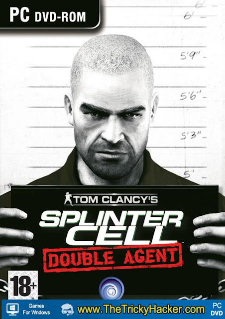Tom Clancy's Splinter Cell Double Agent Free Download Full Version Game PC