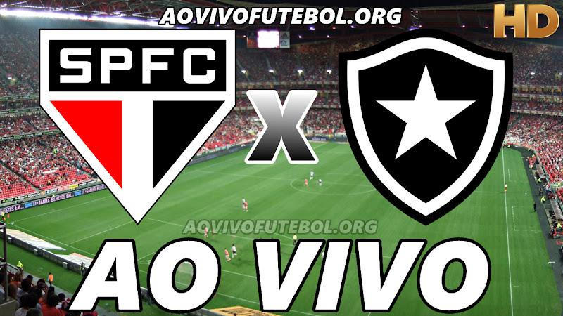 São Paulo x Botafogo Ao Vivo HD Premiere