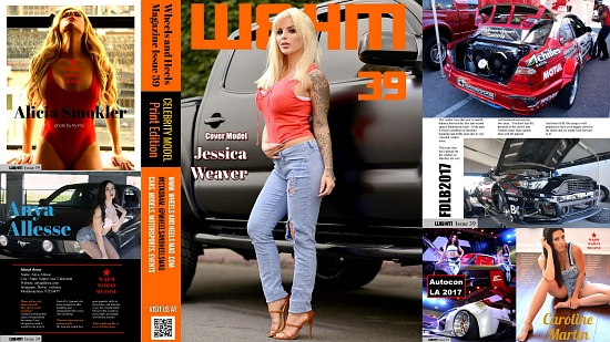 W&HM Print Issue 39 Is Available Now!