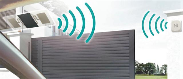 ¿Qué es y para qué sirve un control de acceso  Detectores + Actuadores  Tipos