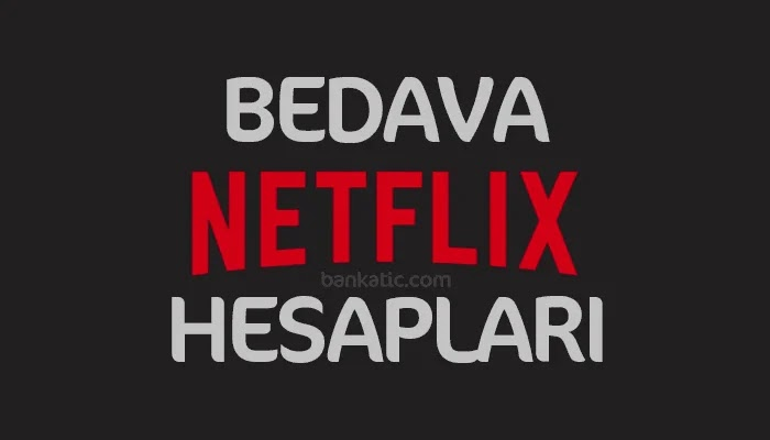 Netflix Bedava Premium Hesaplar 2019