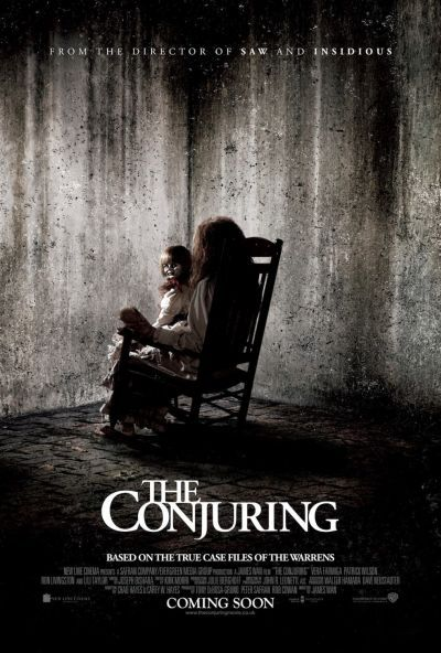 The Conjuring 2013 Dual Audio Hindi Full Movie BluRay||720p||480p