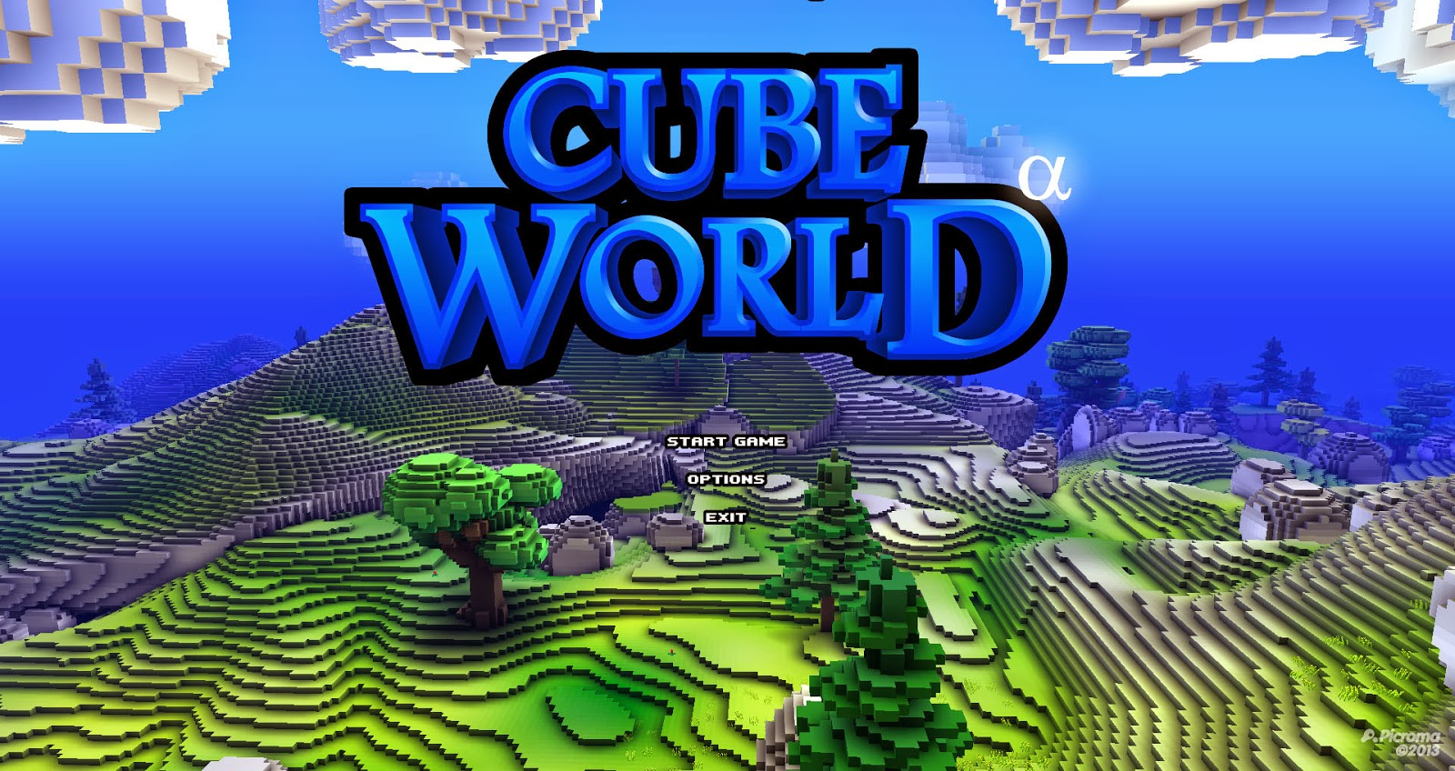 Cube World Free Download For PC