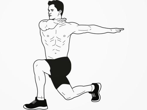 1. Leg Lowering.