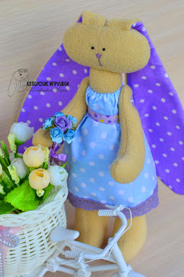 зайки ручной работы, зайки на заказ, зайки текстильные, игрушка заяц ручной работы, купить игрушка заяц киев, красный заяц, мягкий заяц из флиса, фиолетовый заяц, авторский заяц