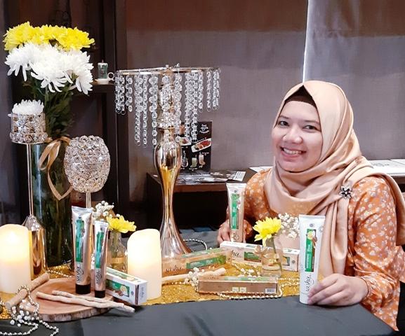sasha halal toothpaste menjaga kesehatan gigi dan mulut dengan serpihan siwak asli nurul sufitri mom lifestyle blogger review odol