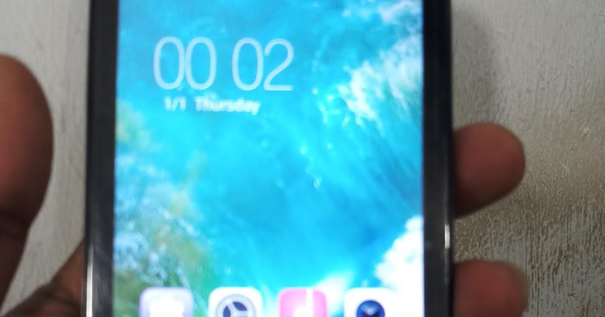 Babaosi ip 7 Mini 6 0 Mt6572 Nand Flash File Death Phone