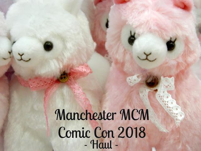Manchester MCM Comic Con 2018