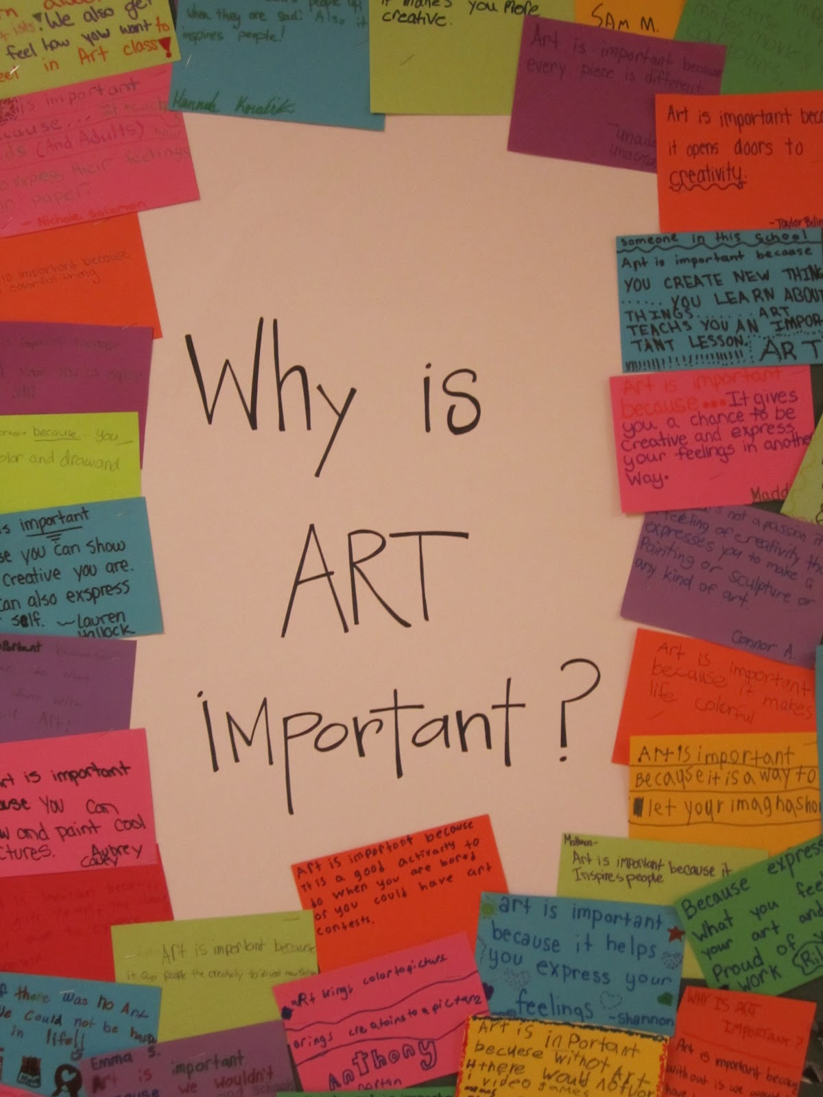 Why A Utilitarian Aesthetic Is What You Need To See You: Think Create Art: Why Is Art Important?