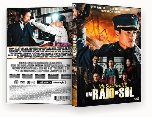 CAPA DVD – Mr. Sunshine Um Raio de Sol – ISO