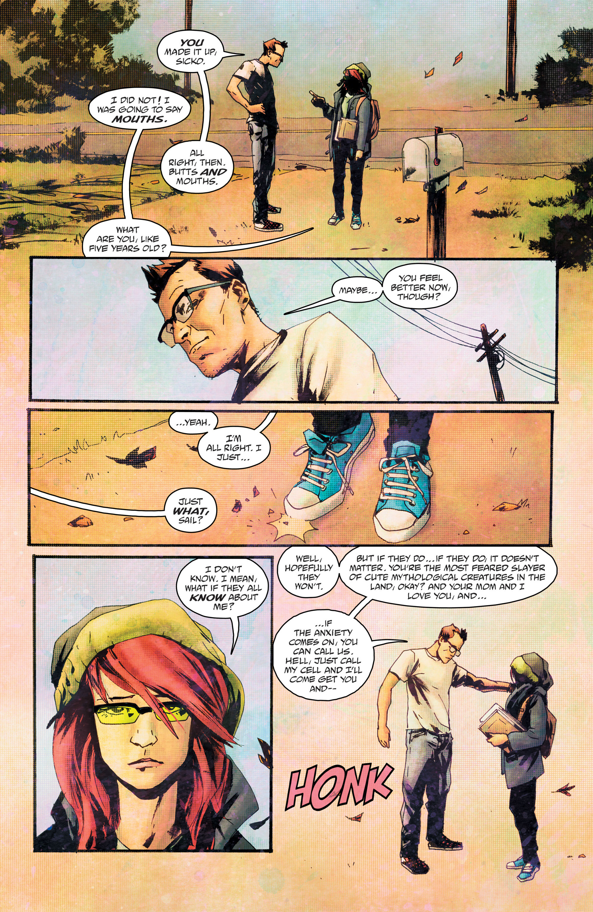 Read online Wytches comic -  Issue #1 - 10