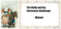 The Holly and the Ivy Christmas Challenge