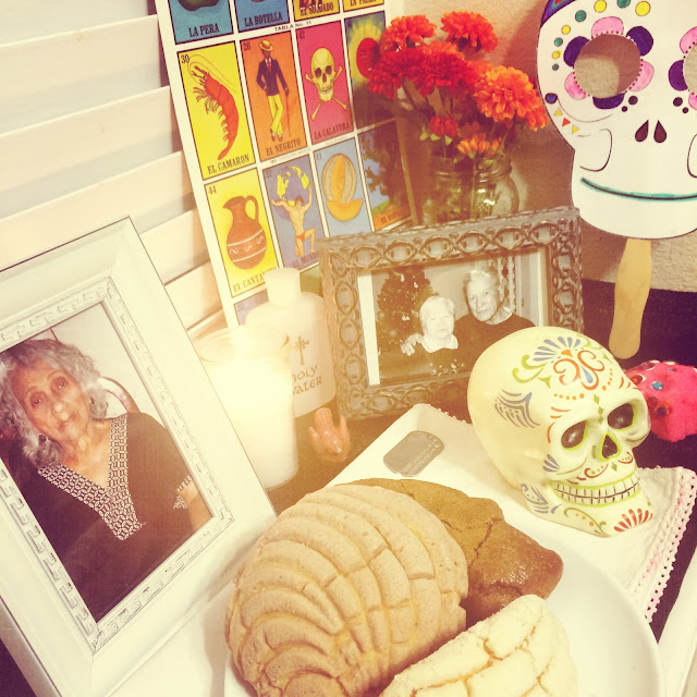 Dia De Los Muertos: Coping with Death and Remembering Our Grandparents