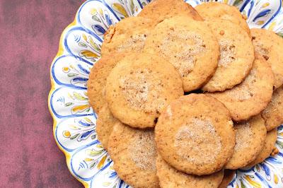 biscuits a la graine de coriandre