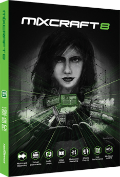 mixcraft 8 free download full version crack
