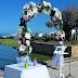 Escenario para una boda