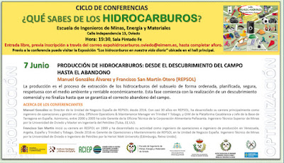 Invitación Conferencia Hidrocarburos