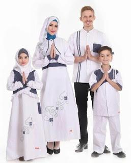 baju lebaran keluarga zaskia sungkar
