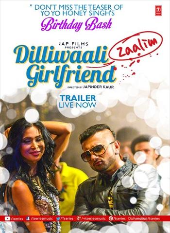 Dilliwaali Zaalim Girlfriend 2015 Hindi 720p HDRip 1.1GB