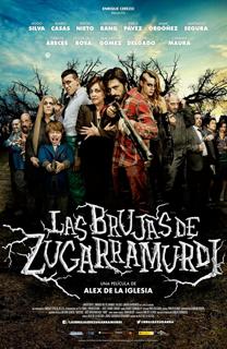 Película Las brujas de Zugarramurdi - Cine de Escritor