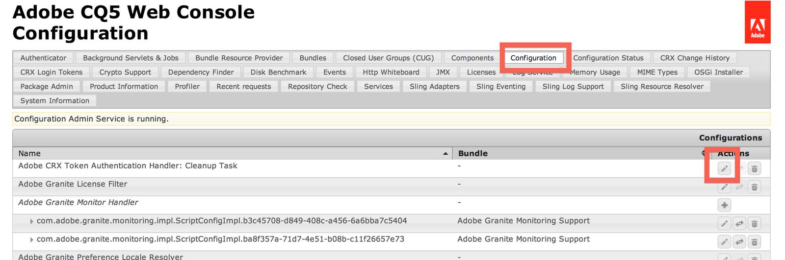 Adobe CQ/Adobe AEM: October 2012