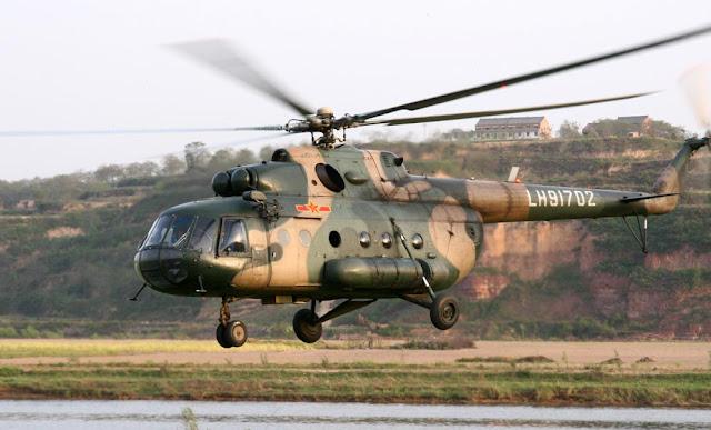 Resultado de imagen de Mi-171 chino