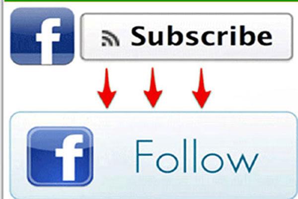 Hướng dẫn tăng lượt theo dõi facebook